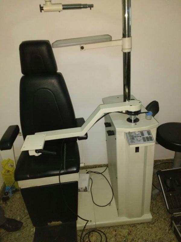 Equipamentos médicos usados sp
