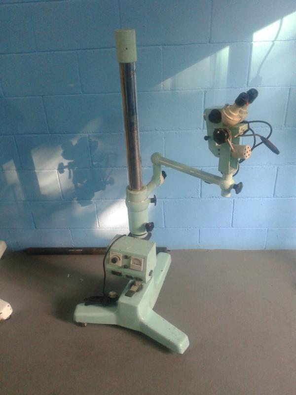 Manutenção de equipamentos e instrumentos médico-hospitalares