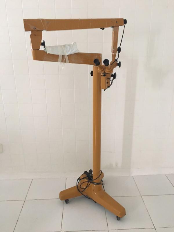 Compra e venda de equipamentos médicos usados