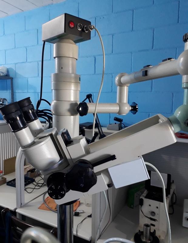 Microscópio de led preço